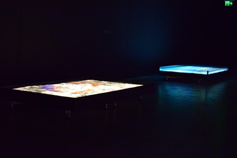 River Journey, multisensory installation 2017